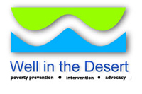 Well in the Desert - helping the poor and homeless